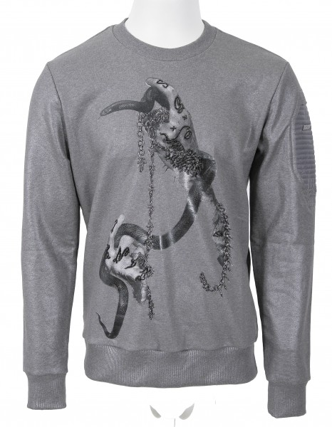 RH45 Sweatshirt Gaitan Metallic