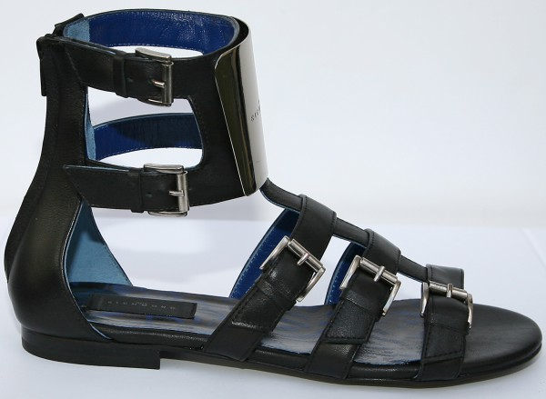 John Richmond Gladiator Sandalen