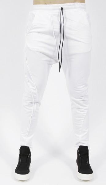 Nostra Santissima Fleece Pant White