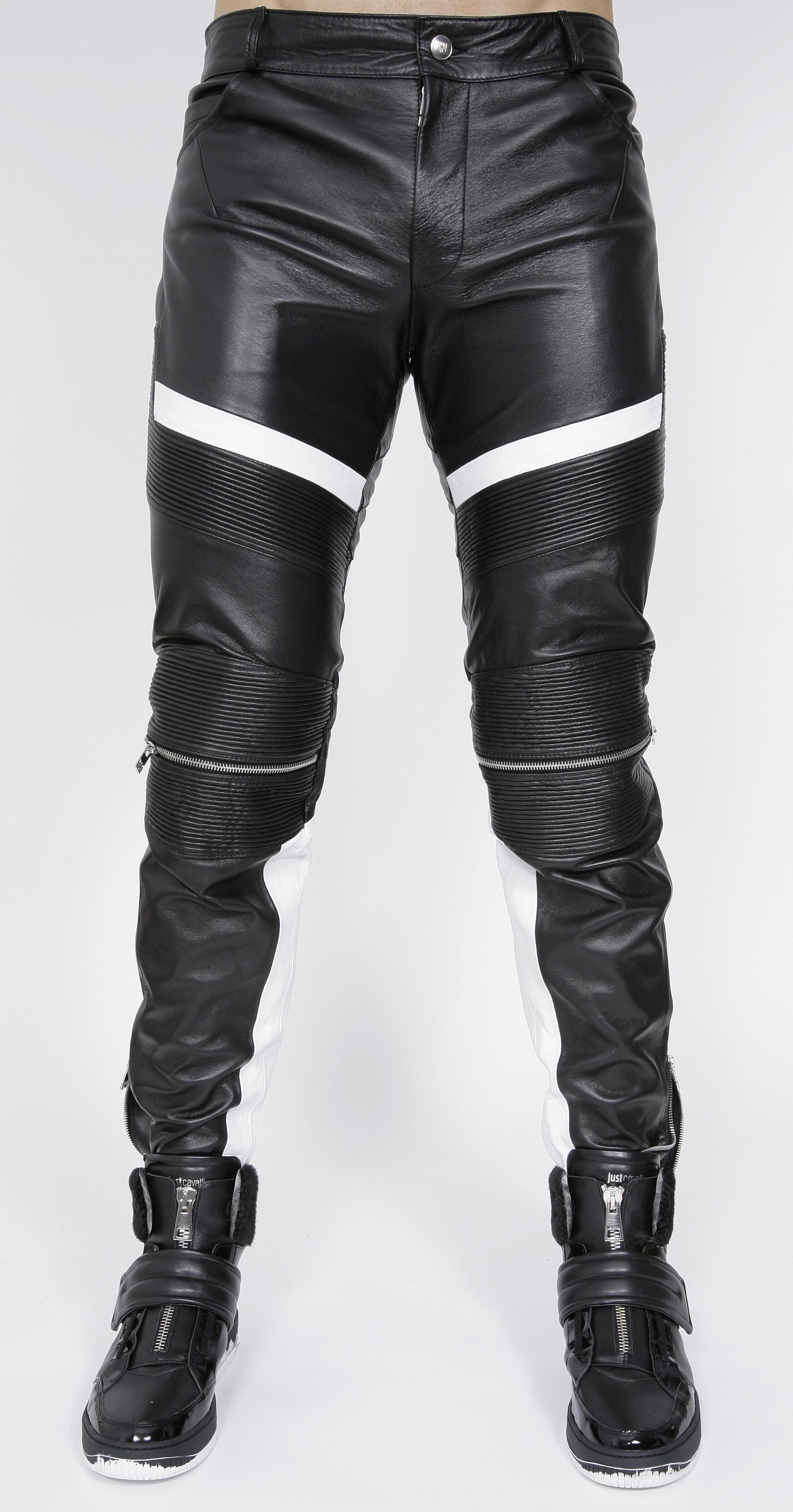 leather biker pants lederhosen bekleidung herren. Black Bedroom Furniture Sets. Home Design Ideas