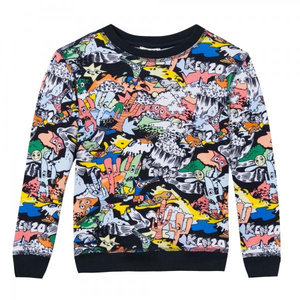 Kenzo Kids Cactus Sweatshirt