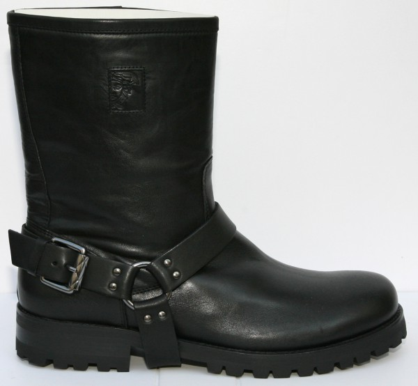 Versace Collection Biker Boots