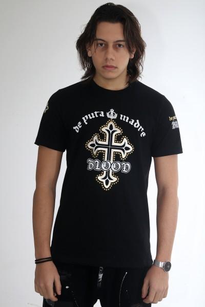 De Puta Madre Hail Mary T-Shirt