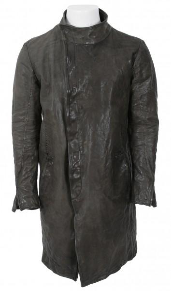 Incarnation Leather Coat