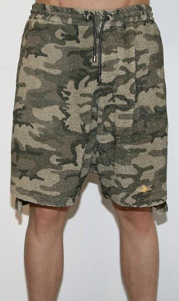 Vivienne Westwood Man Camouflage Shorts