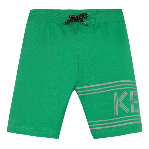 Kenzo Kids Logo Shorts