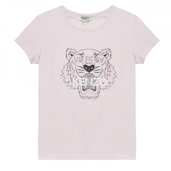 Kenzo Kids Baby Tee pink