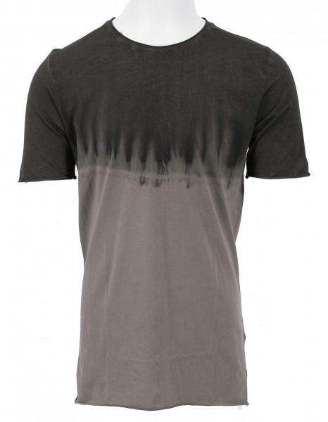 Thom Krom Dip Dye T- Shirt Sand
