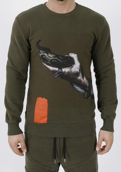 Rh45 Snake Sweater