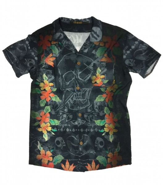 Rude Riders Waikiki Beach Shirt