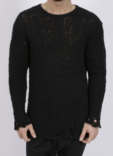 Thom Krom Destroyed Pullover