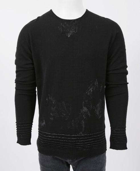 MD75 Pullover Black