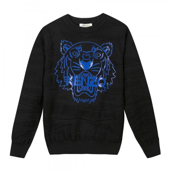 Kenzo Kids Tiger Black Pullover
