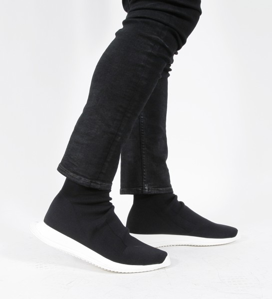 DRKSHDW by Rick Owens Runner Stretch Sock Low