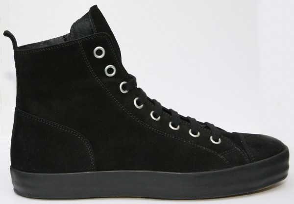Ann Demeulemeester High Top Sneakers