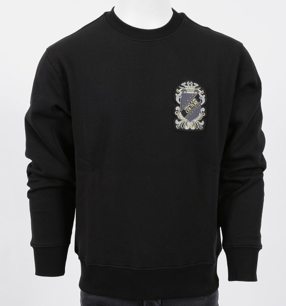 Versace Jeans Couture Patch Sweatshirt