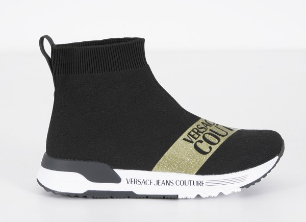 Versace Jeans Couture Sock Sneakers