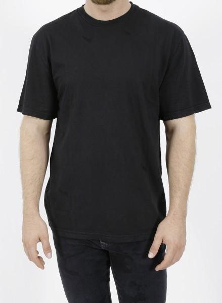 Overcome T-Shirt Free Soul Black