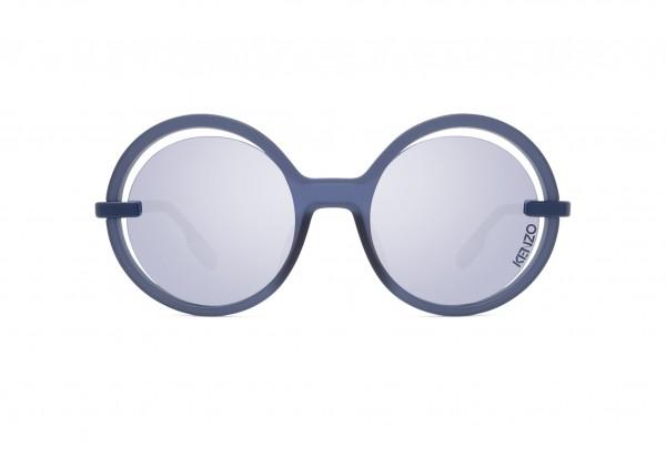 Kenzo Sonnenbrille matte blue