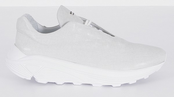 The Last Conspiracy CALEB waxed bonded Sneakers White
