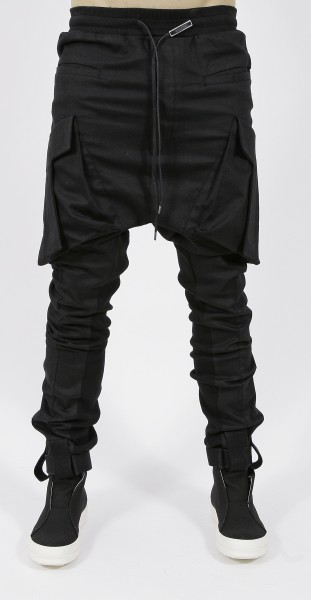Army of me Coated T-Pocket Cargo Trousers