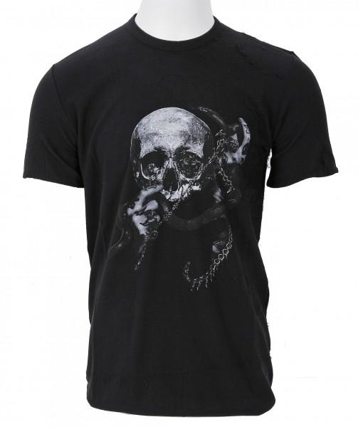 RH45 Cranium Knitted T-Shirt