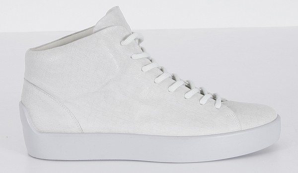 The Last Conspiracy GUNNAR waxed bonded Sneakers White