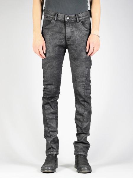Versuchskind Ase Jeans irregular coated
