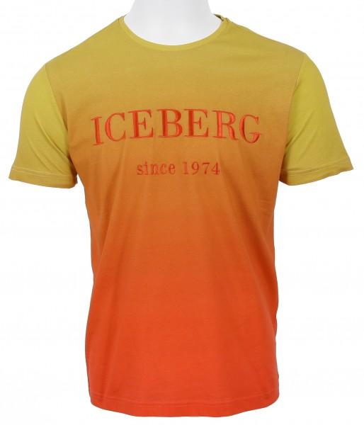 Iceberg Dip Dye T-Shirt