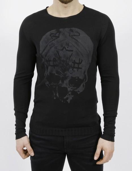 MD75 Skull Pullover