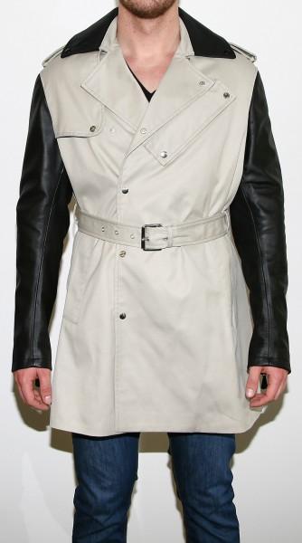 McQ Alexander Mcqueen Trench Coat