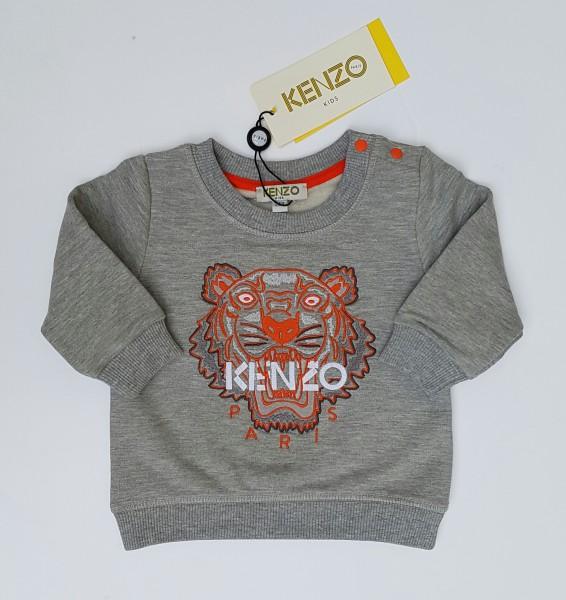 KENZO Tiger Sweatshirt grey