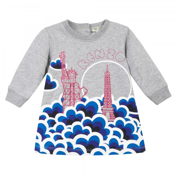 Kenzo Kids Sweatdress Paris