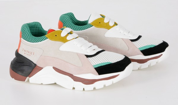 Twinset Multicolor Runners