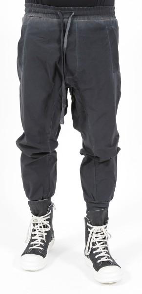 Thom Krom Low Crotch Pant Black Oil