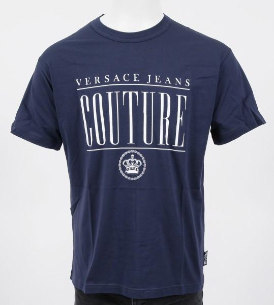 Versace Jeans Couture Logo T-Shirt blue