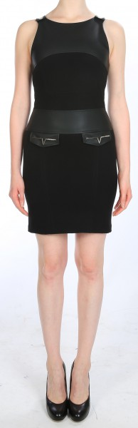Versace Collection patch Kleid