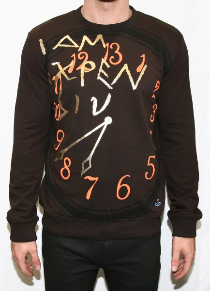 Vivienne Westwood Man Watch Sweatshirt