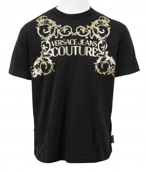 Versace Jeans Couture gold Logo T-Shirt