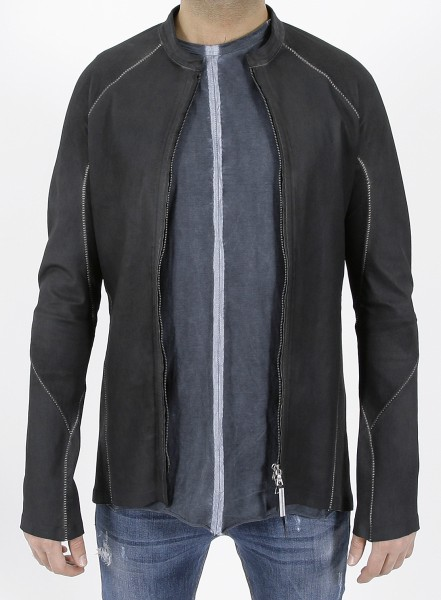 Isaac Sellam Stretch- Leatherjacket