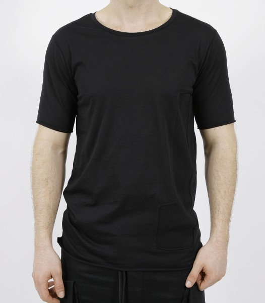 Army of me Patched T-Shirt Black