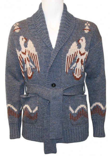 Vivienne Westwood MAN Expedition Eagle Cardigan