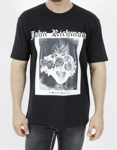 John Richmond Sacred Heart T-Shirt