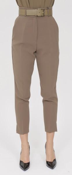 Elisabetta Franchi Military Pants