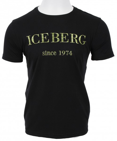 Iceberg T-Shirt Black