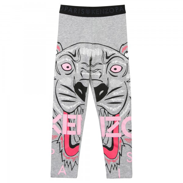 Kenzo Kids grey Leggings