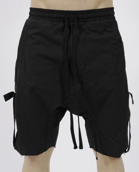 Thom Krom Black Shorts