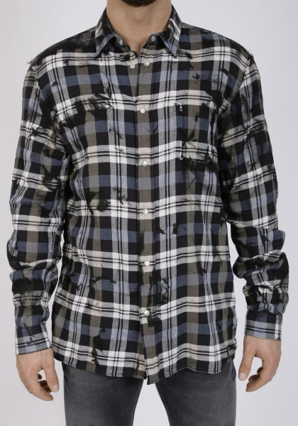 Just Cavalli Square Shirt
