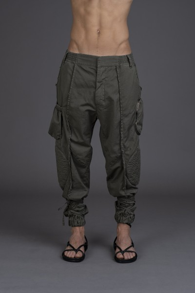 Nostra Santissima Cargo Pant Military Green