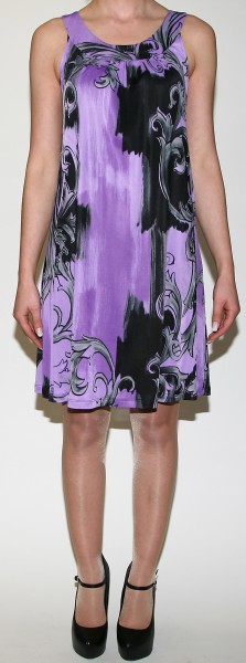 Versace Collection Lavander Kleid